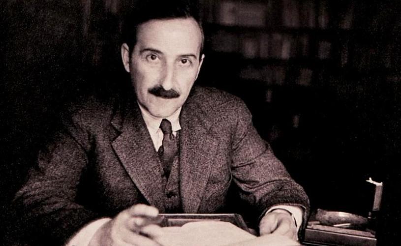 Scrisoare către Stefan Zweig