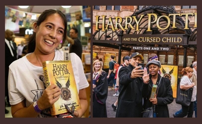 Cozi uriaşe în întreaga lume pentru noua carte Harry Potter