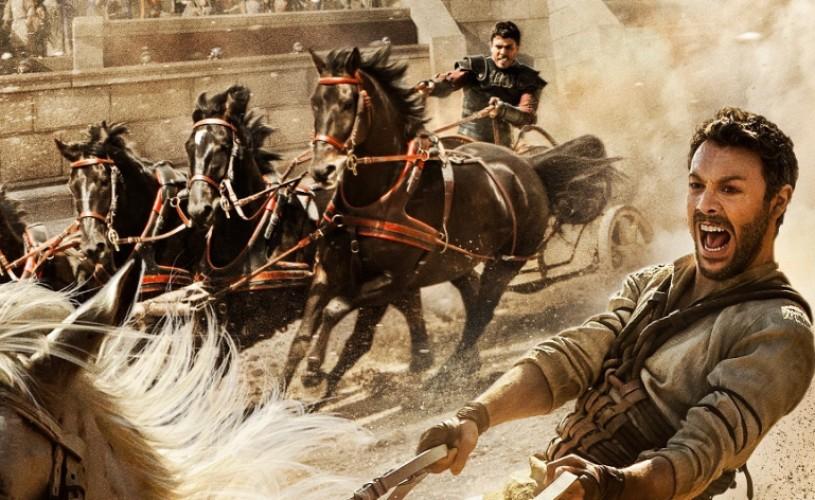 """Răzbunare şi mântuire în noua producţie """"Ben-Hur"""""""