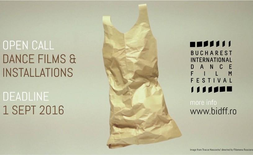 Bucharest International Dance Film Festival – cel mai plin de viață eveniment cinematografic al toamnei