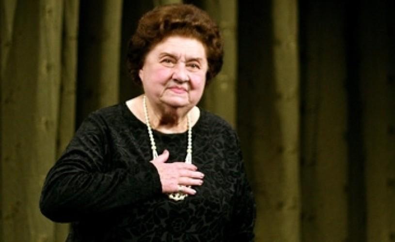 """Tamara Buciuceanu în """"Chirița în provincie"""""""