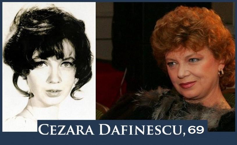 Cezara Dafinescu, 69