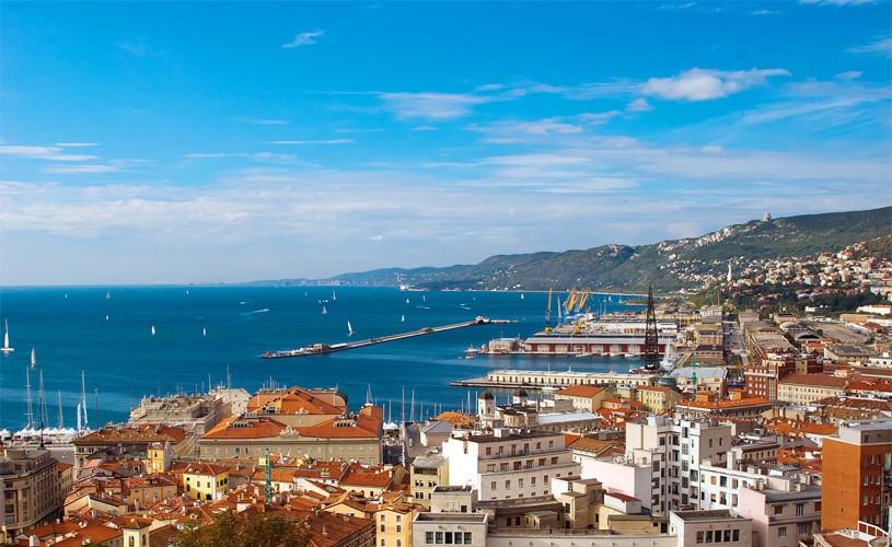 Joyce în Trieste. Lumina