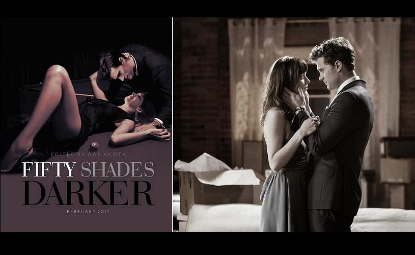 Trailer-ul filmului Fifty Shades Darker, record de vizualizări