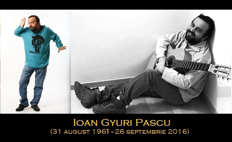 A murit Ioan Gyuri Pascu