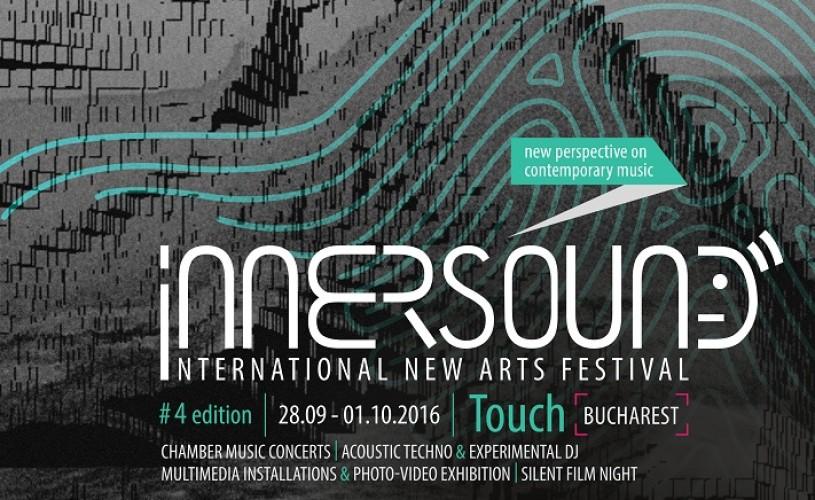 București sub semnul artei: Innersound New Arts Festival