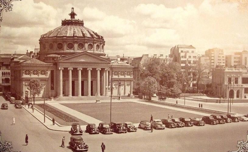 Ateneul Român. O clădire emblematică a orașului