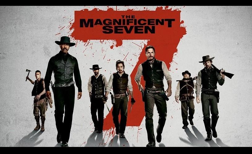 """""""Cei șapte magnifici"""", un western visceral despre dreptate, din 23 septembrie în cinematografe"""