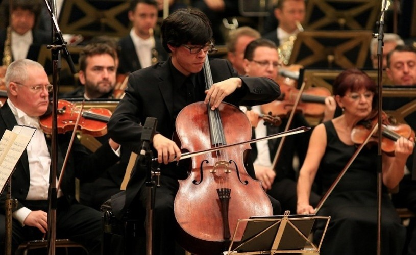 Zlatomir Fung, câștigatorul Concursului Enescu 2016 – Secțiunea Violoncel