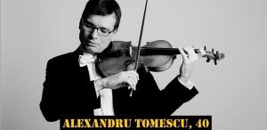 Alexandru Tomescu, 40