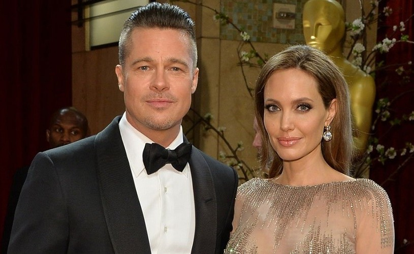 Brad Pitt, trist şi furios, după despărțirea de Angelina Jolie