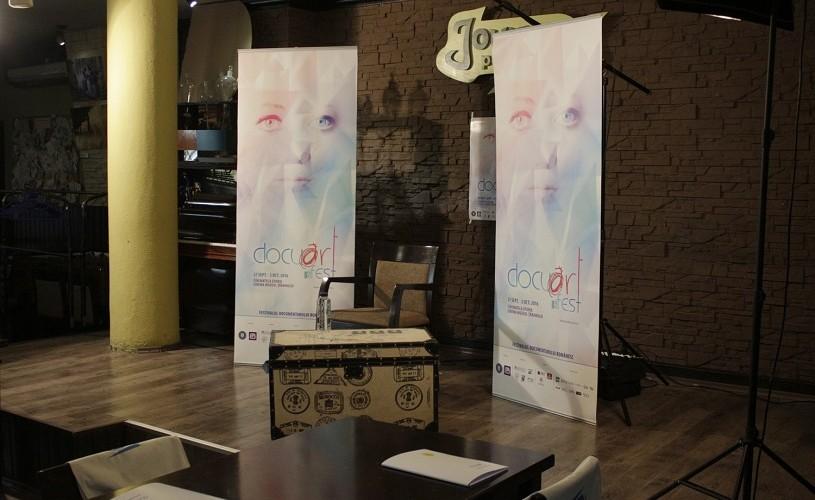 Cea mai recentă panoramă a documentarului românesc îți este prezentată la Docuart Fest 2016
