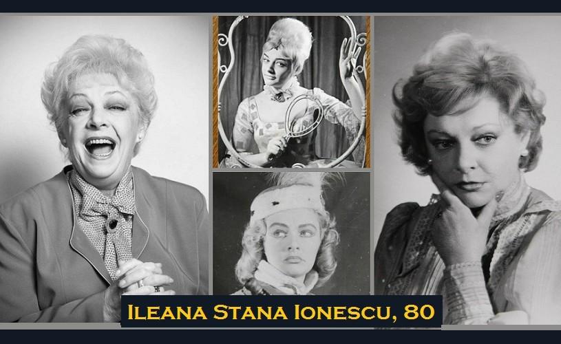 Ileana Stana Ionescu, 80!