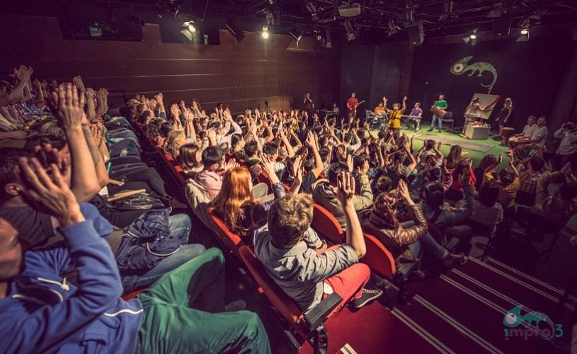 !MPRO – Festivalul Național de Improvizație ediția a patra