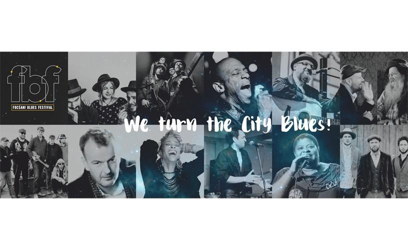 Cel mai bun festival de Blues din tară, la Focşani
