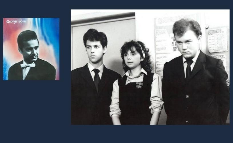 George Șovu, pe ultimul drum