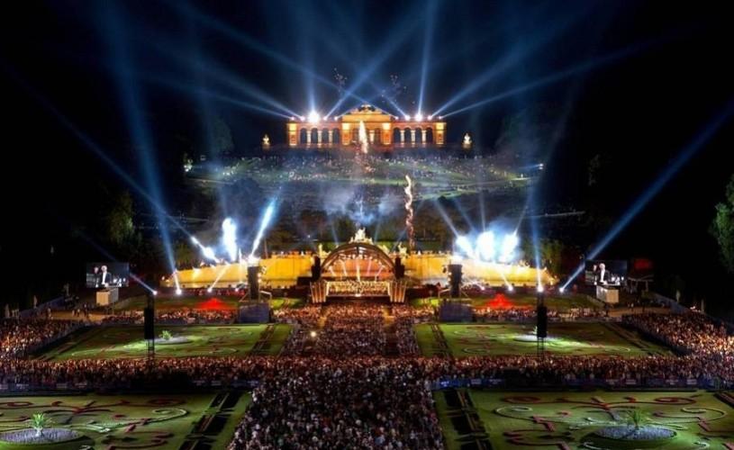 Concertul de vară de la Palatul Schonbrunn, la TVR 2