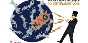 Evenimente speciale dedicate artei contemporane, la Noaptea Albă a Galeriilor – ediția #10