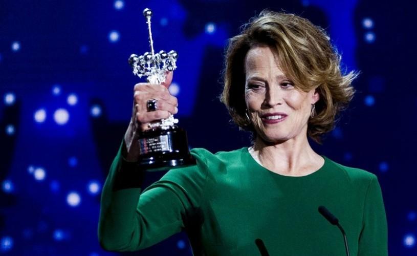 Sigourney Weaver, premiu pentru întreaga carieră