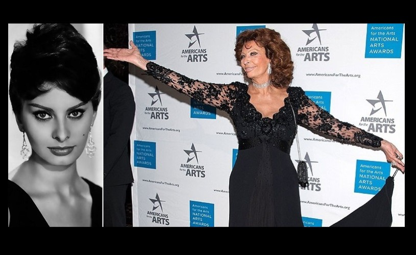 Sophia Loren, 83