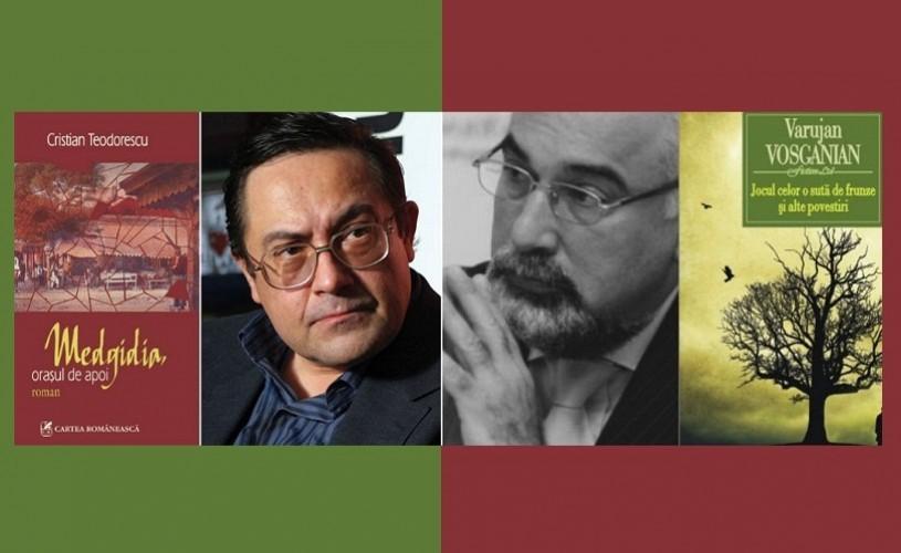 "Teodorescu și Vosganian, printre finaliștii Premiului ""Angelus"""