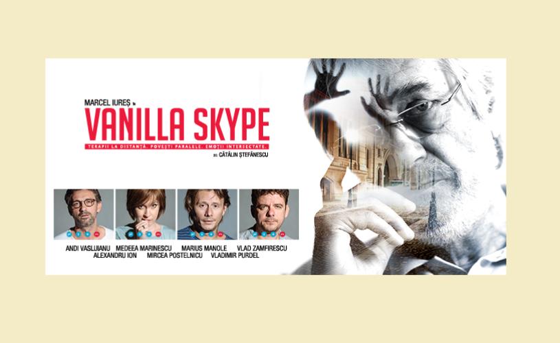 VANILLA SKYPE, primul spectacol cu casting pentru spectatori