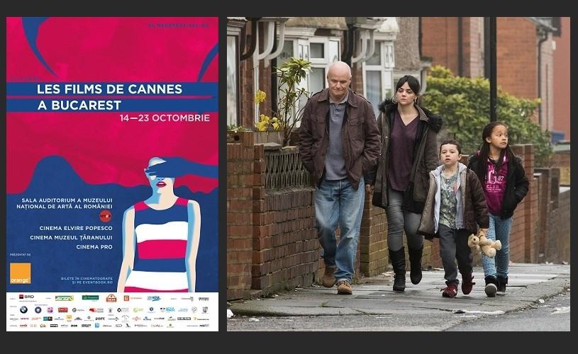 "Începe Les Films de Cannes a Bucarest. ""Toni Erdmann"" deschide evenimentul"