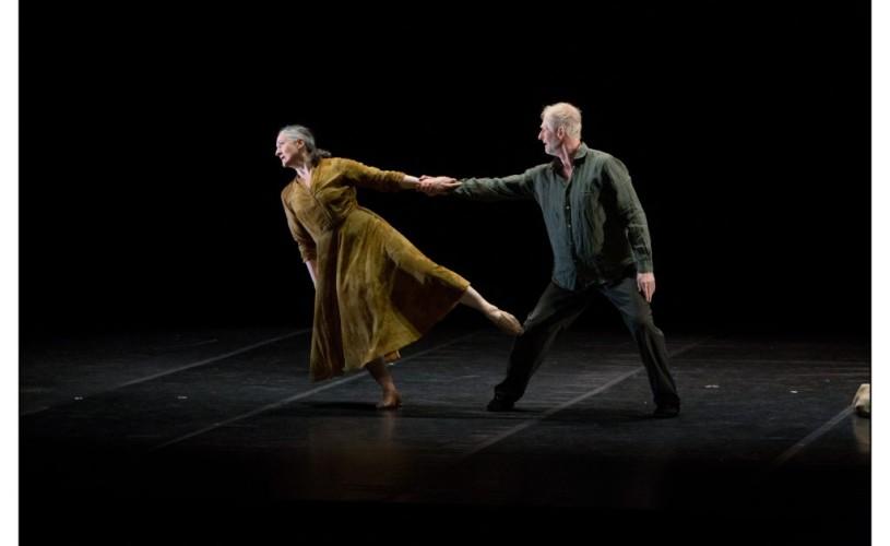 Legendele dansului contemporan la Întâlnirile JTI, la Bucurști