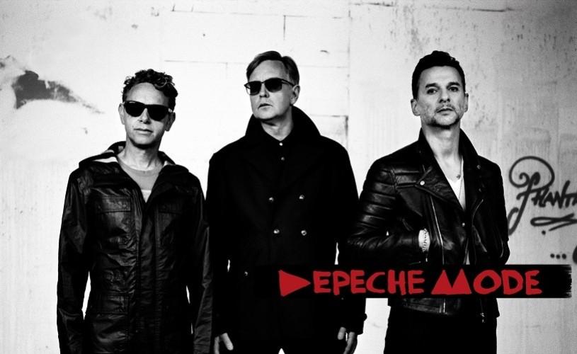 Depeche Mode, înapoi în România