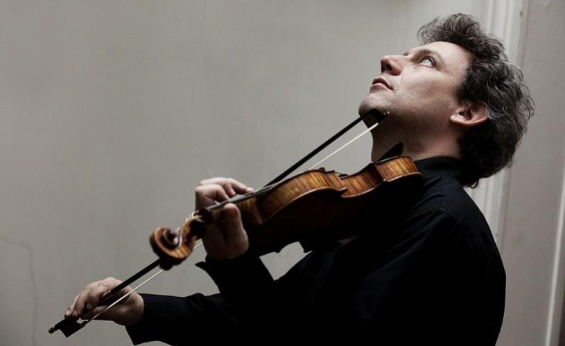 David Grimal cântă Schumann, la Sala Radio pe 21 octombrie