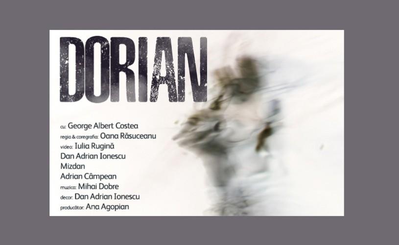 Dorian – spectacol de dans contemporan