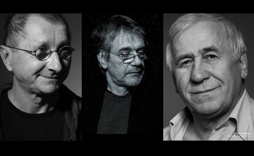 Horaţiu Mălăele, Marcel Iureș și George Mihăiță. Trei magnifici ai scenei românești, la Stagiunea Vedetelor
