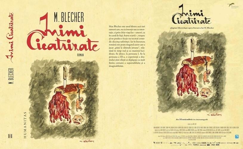 """""""Inimi cicatrizate"""", în librării și cinematografe"""