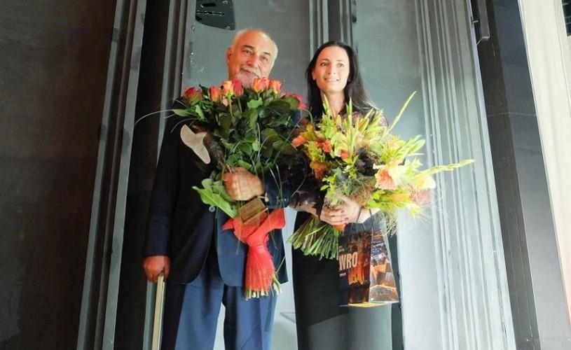 Varujan Vosganian, primul scriitor român care primește Premiul Europei Centrale Angelus