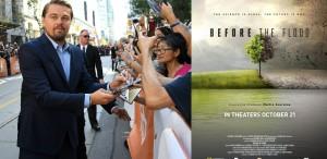 Leonardo DiCaprio și-a lansat documentarul