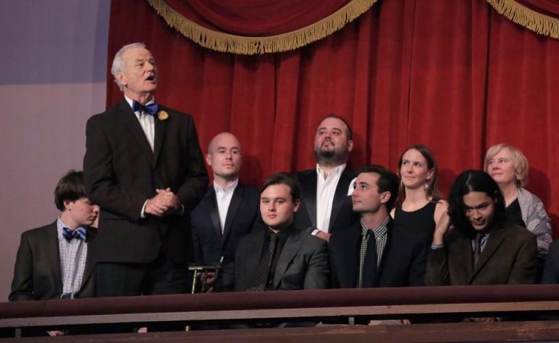 Bill Murray, premiul Mark Twain pentru comedie