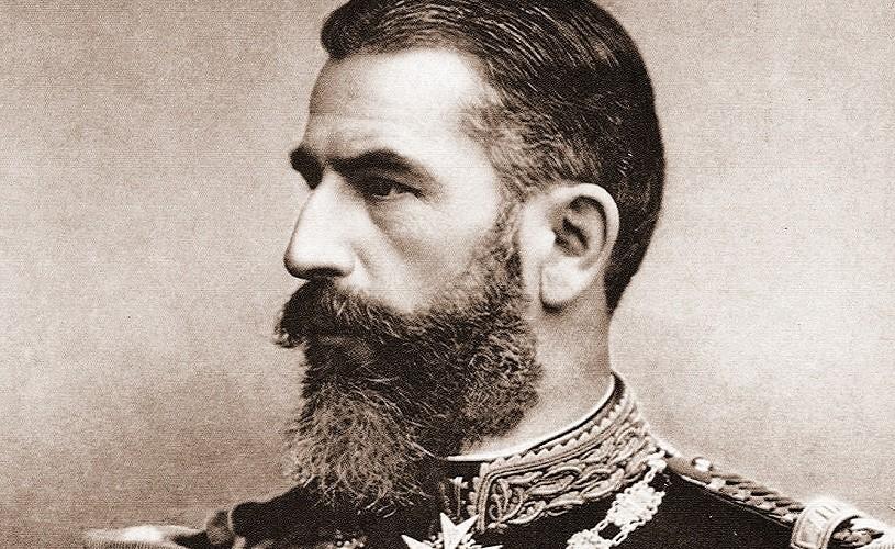 O zi din viața Regelui Carol I al României