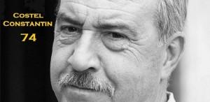 Costel Constantin, 74