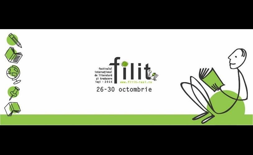 A început Festivalul Internaţional de Literatură şi Traducere Iaşi, FILIT 2016