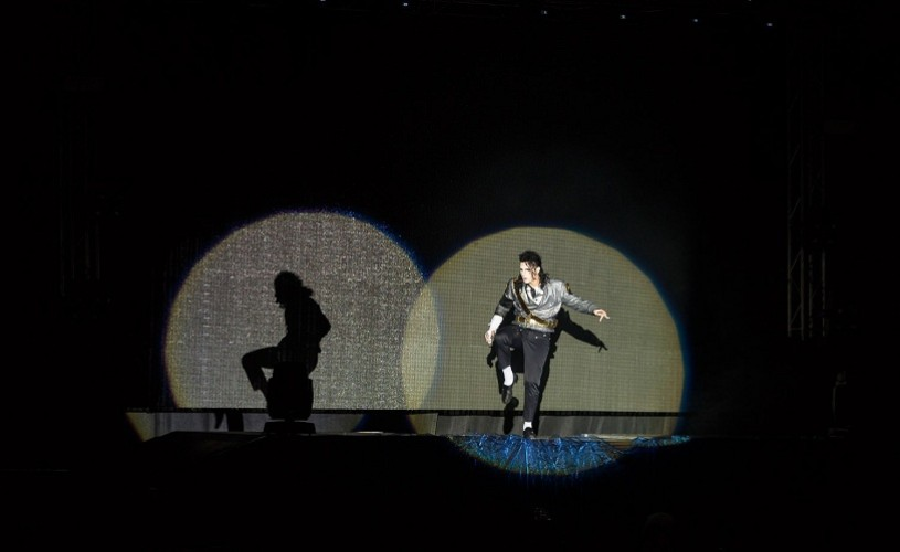 The Ultimate Thriller – The Michael Jackson Tribute, la TVR