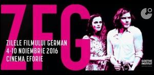23 de productii cinematografice recente, la Zilele Filmului German