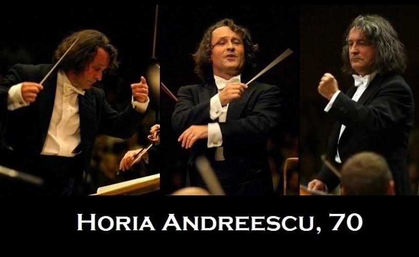 Horia Andreescu, 70. La mulți ani!
