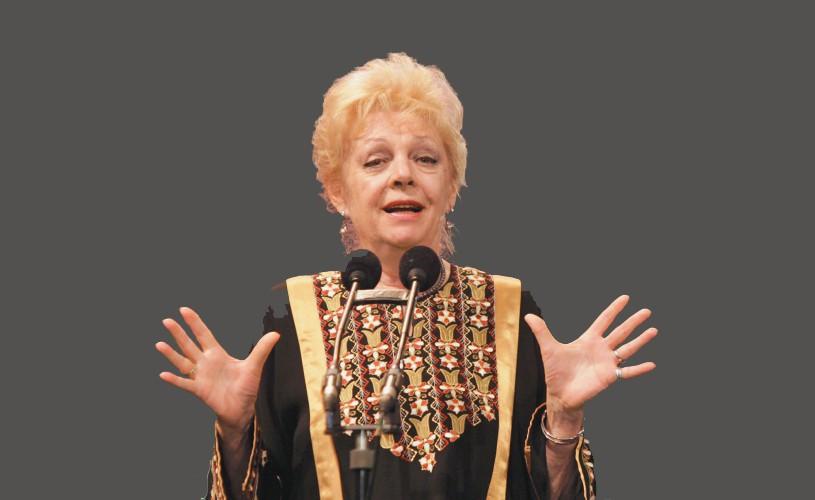Ileana Stana Ionescu, 80 de ani! Spectacol dedicat marii actriţe, la Teatrul Metropolis