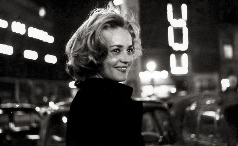 Jeanne Moreau, diva absolută, în octombrie, la TV5MONDE