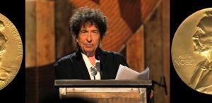 Bob Dylan, Premiul Nobel pentru Literatură