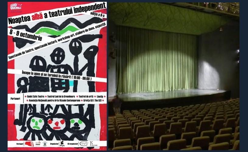 Noaptea Albă a Teatrului Independent