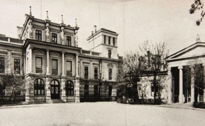 A fost odată un palat…