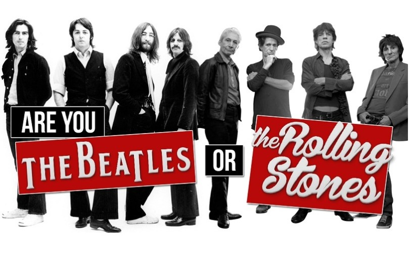 The Rolling Stones, omagiu adus Beatles-ilor la festivalul legendelor rock
