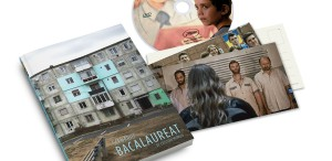"""DVD-ul și scenariul filmului """"Bacalaureat"""" lansate la Gaudeamus de Gabriel Liiceanu și Marius Chivu"""