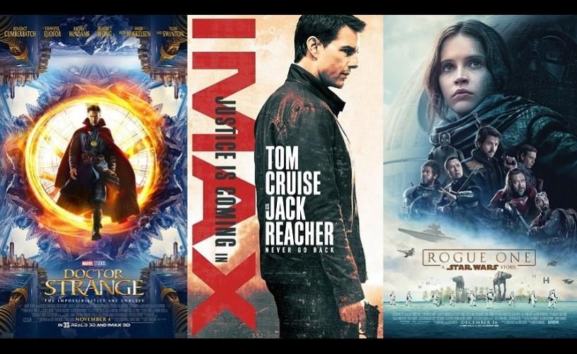Cele mai așteptate filme în format IMAX, la sfârșit de an